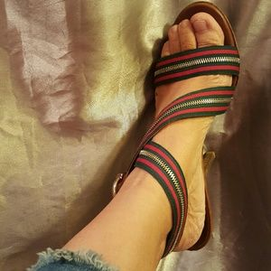 Gucci heels  100% Authentic